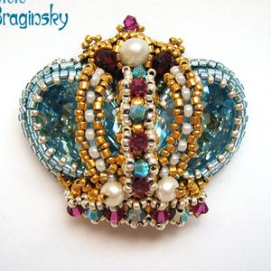 Аквамариновая корона