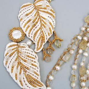 "Ожерелье ""Белые ночи"""